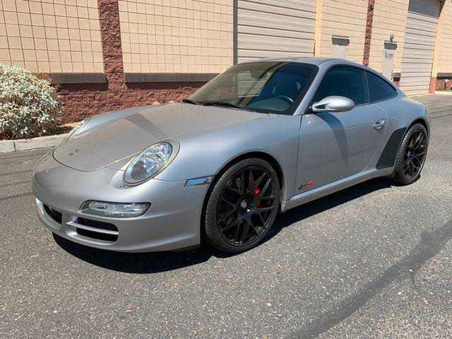 used Porsche 911 2005 vin: WP0AB29905S740767