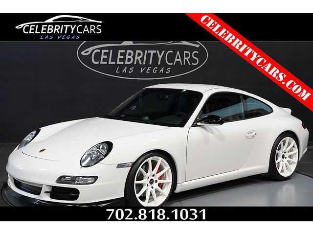 used Porsche 911 2005 vin: WP0AB29905S740882