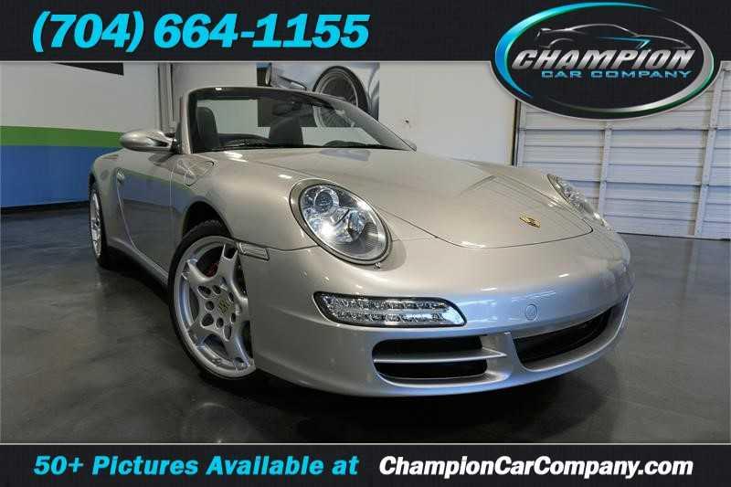 used Porsche 911 2006 vin: WP0CA29996S756527