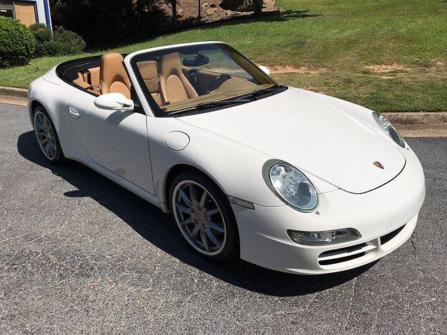used Porsche 911 2006 vin: WP0CA29996S757421