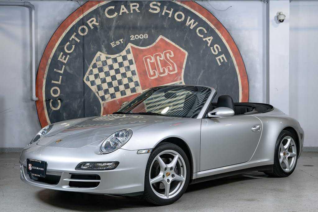 Porsche 911 2006 $44997.00 incacar.com