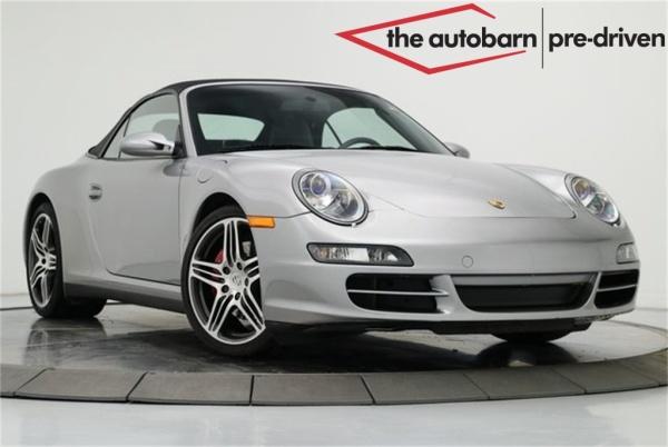 Porsche 911 2007 $49577.00 incacar.com