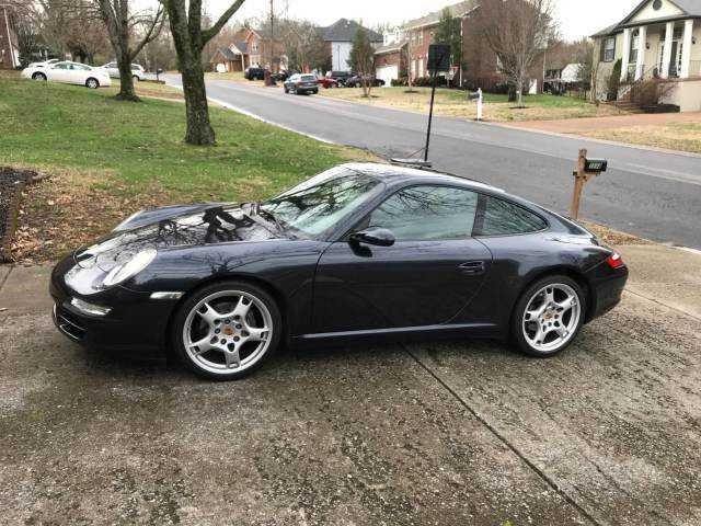 Porsche 911 2007 $36999.00 incacar.com