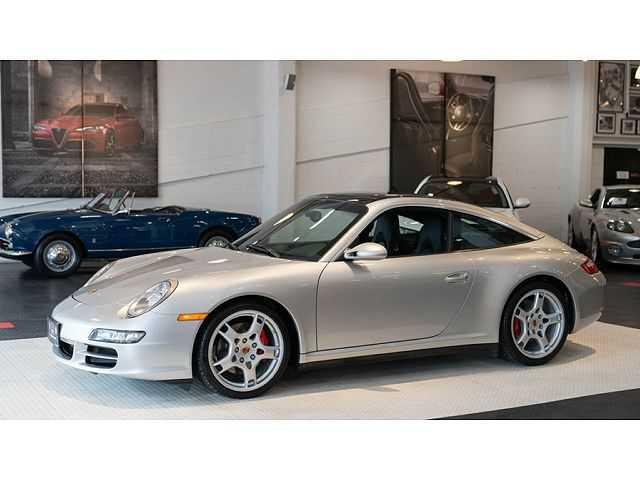 Porsche 911 2007 $44900.00 incacar.com