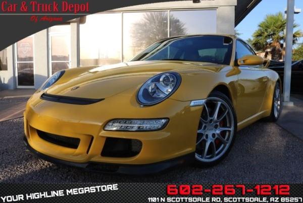 Porsche 911 2007 $88349.00 incacar.com