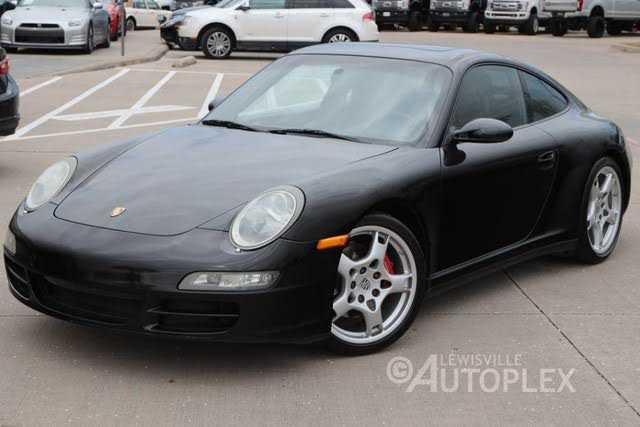 Porsche 911 2007 $36991.00 incacar.com