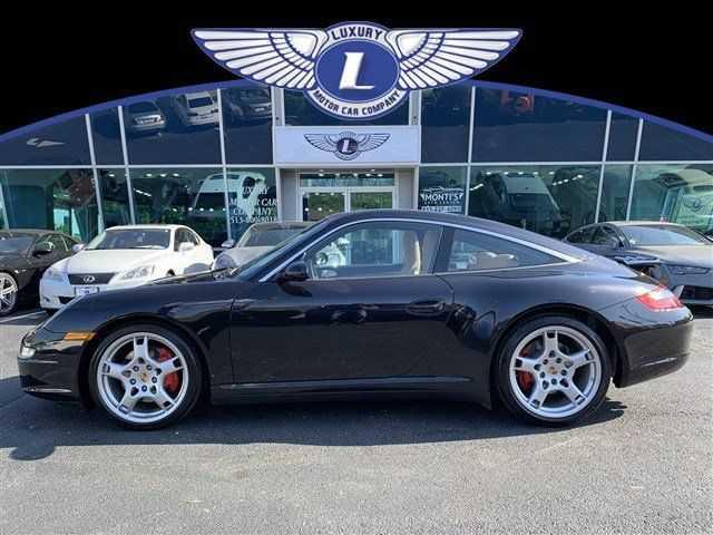 Porsche 911 2007 $57500.00 incacar.com