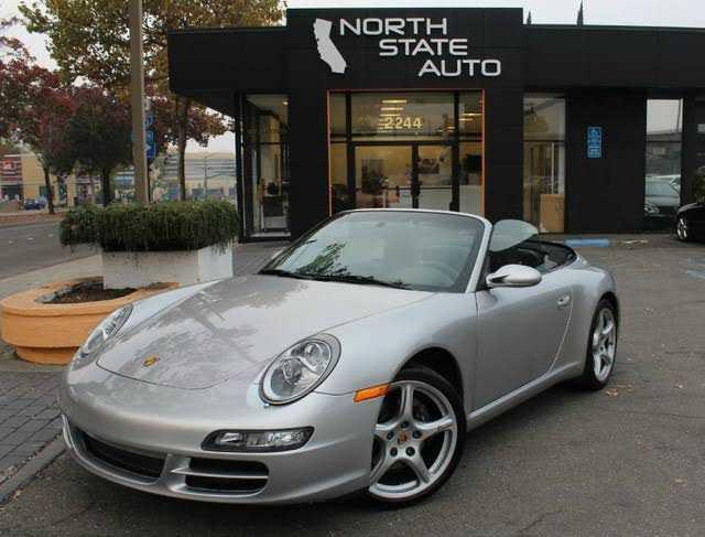 Porsche 911 2007 $32500.00 incacar.com