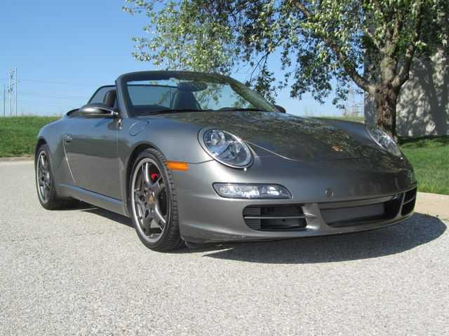 Porsche 911 2007 $45900.00 incacar.com
