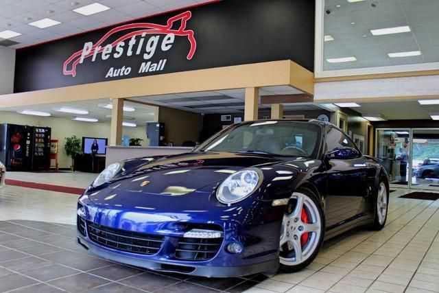 Porsche 911 2007 $78985.00 incacar.com