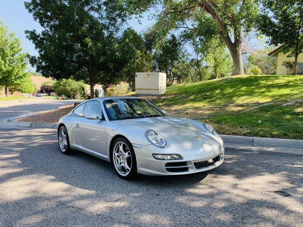 Porsche 911 2008 $44950.00 incacar.com