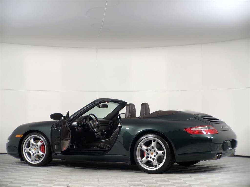 Porsche 911 2008 $53995.00 incacar.com