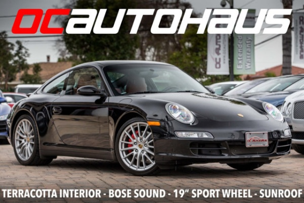 Porsche 911 2008 $55995.00 incacar.com