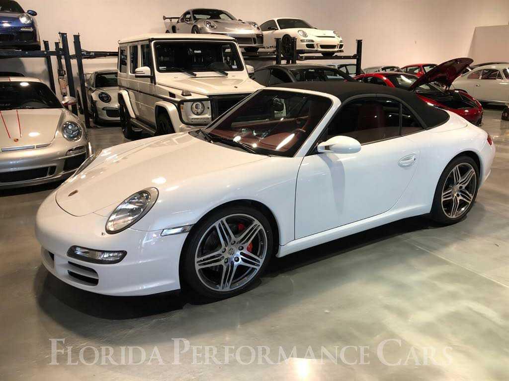 used Porsche 911 2008 vin: WP0CB29928S777204