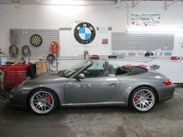 Porsche 911 2008 $39988.00 incacar.com