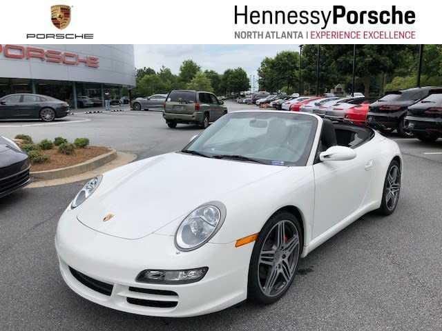 Porsche 911 2008 $51950.00 incacar.com