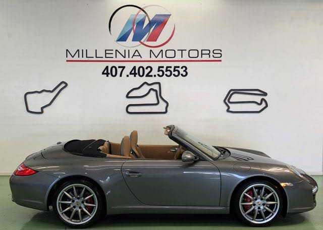 Porsche 911 2009 $53999.00 incacar.com