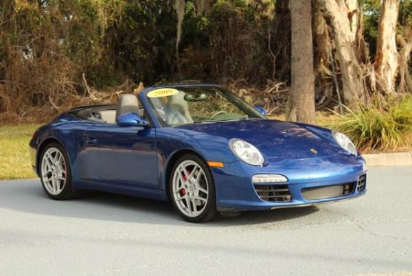Porsche 911 2009 $55990.00 incacar.com