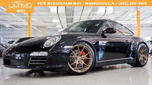 Porsche 911 2009 $52800.00 incacar.com