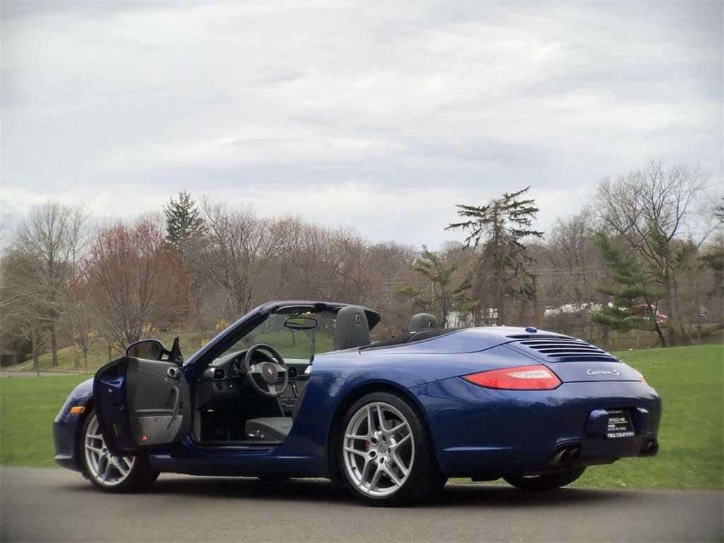 Porsche 911 2009 $49995.00 incacar.com
