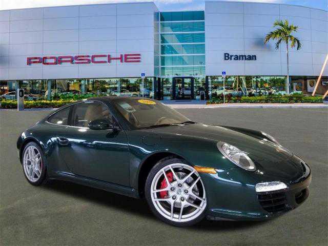 Porsche 911 2009 $61038.00 incacar.com
