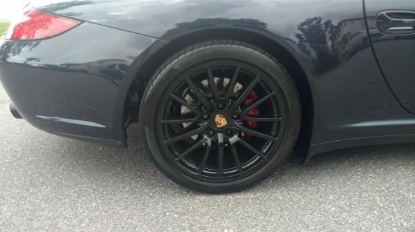 Porsche 911 2009 $48918.00 incacar.com