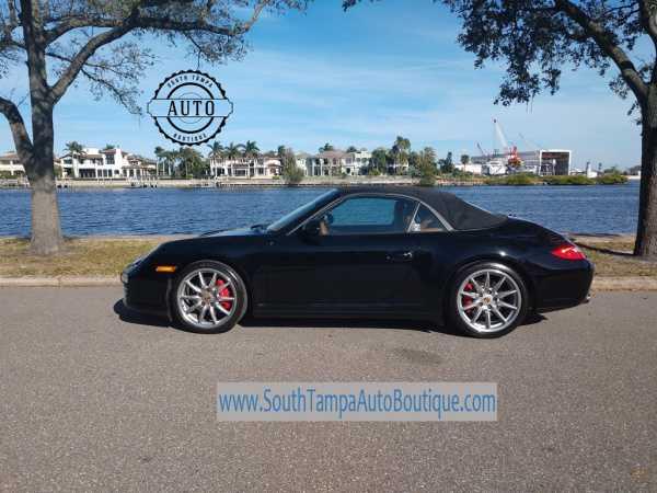 used Porsche 911 2009 vin: WP0CB29979S756088