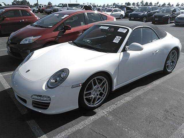 Porsche 911 2009 $60799.00 incacar.com