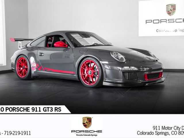 Porsche 911 2010 $139397.00 incacar.com