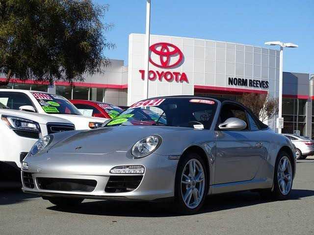 Porsche 911 2010 $45421.00 incacar.com