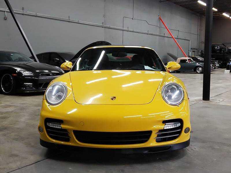 used Porsche 911 2010 vin: WP0CD2A96AS773300