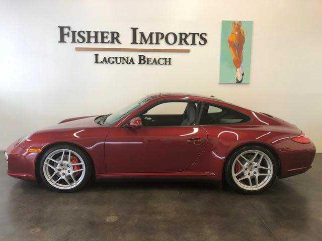 Porsche 911 2011 $63900.00 incacar.com