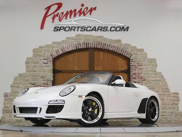 Porsche 911 2011 $234900.00 incacar.com