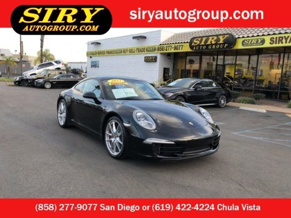 Porsche 911 2012 $58999.00 incacar.com