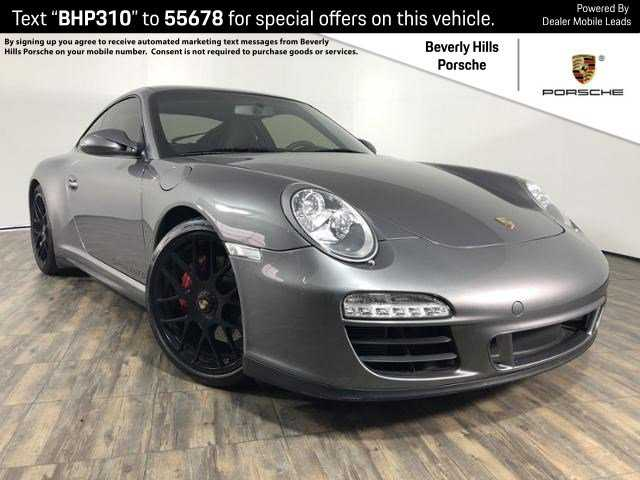 Porsche 911 2012 $116980.00 incacar.com