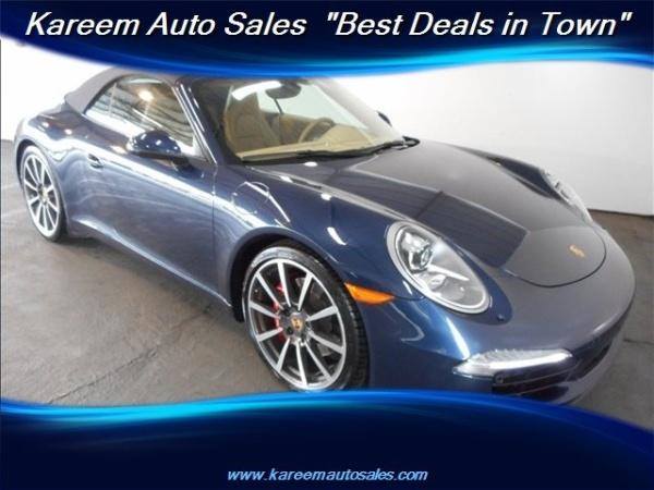 Porsche 911 2013 $61357.00 incacar.com