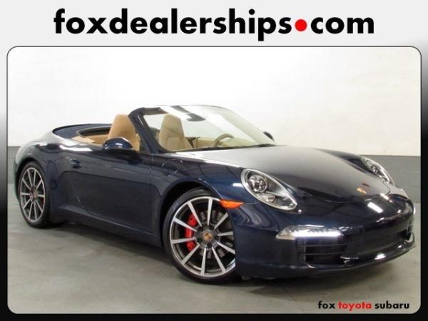 Porsche 911 2014 $83740.00 incacar.com