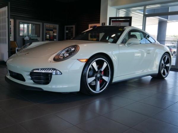 used Porsche 911 2014 vin: WP0AB2A91ES122532