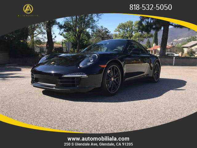 Porsche 911 2014 $82800.00 incacar.com