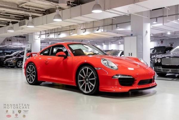 Porsche 911 2014 $83495.00 incacar.com