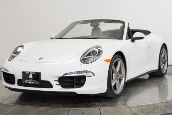 Porsche 911 2014 $92877.00 incacar.com