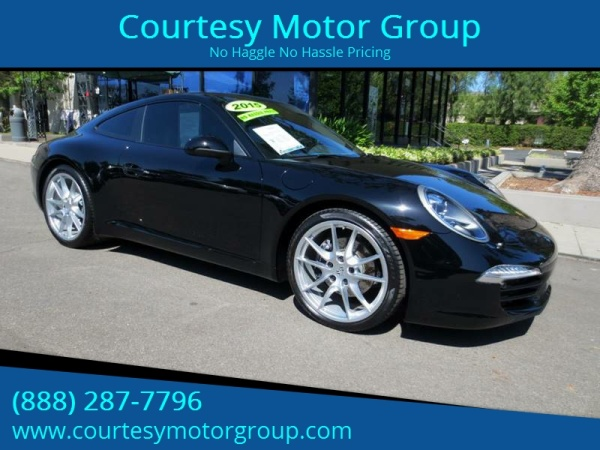 Porsche 911 2015 $70985.00 incacar.com