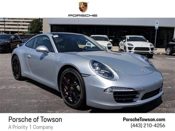 Porsche 911 2015 $90490.00 incacar.com