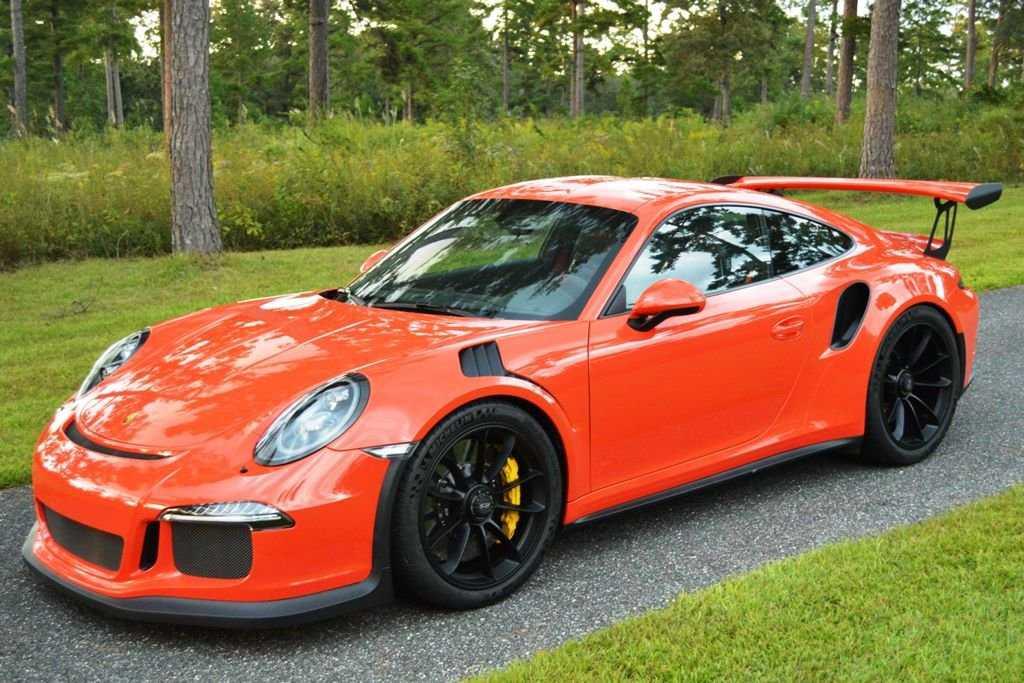 used Porsche 911 2016 vin: WP0AF2A9XGS192943