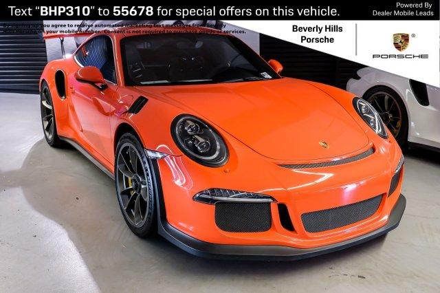 Porsche 911 2016 $199980.00 incacar.com