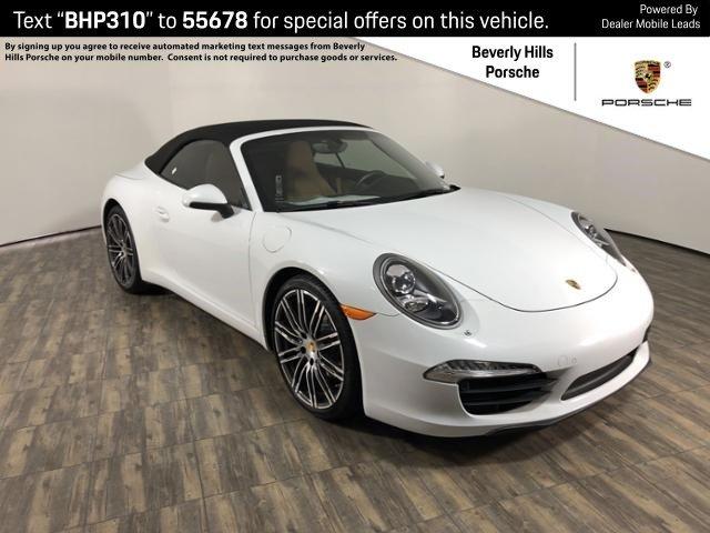Porsche 911 2016 $88980.00 incacar.com