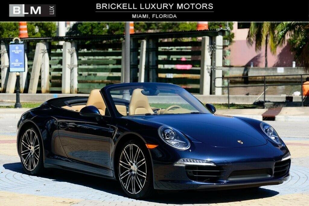 Porsche 911 2016 $97825.00 incacar.com