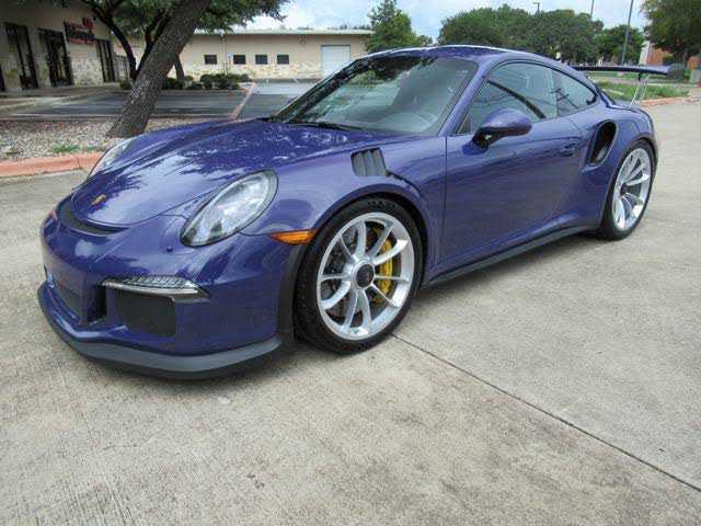 Porsche 911 2016 $219900.00 incacar.com