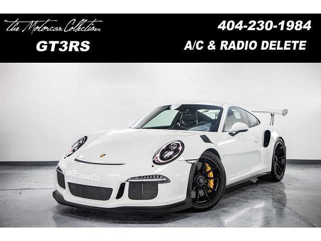 Porsche 911 2016 $178997.00 incacar.com