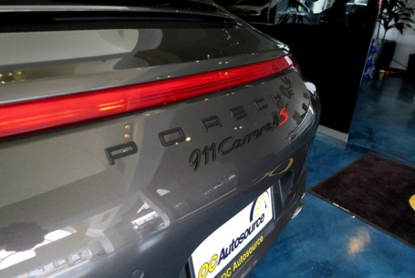 Porsche 911 2016 $99888.00 incacar.com